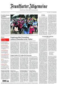 Frankfurter Allgemeine Zeitung F.A.Z. - 02. September 2017