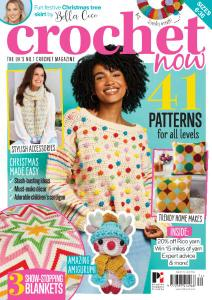 Crochet Now - Issue 74 - October 2021