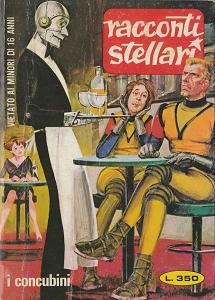 Racconti Stellari - Volume 7 - I Concubini