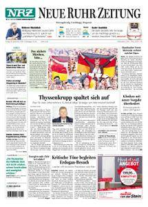 NRZ Neue Ruhr Zeitung Essen-Postausgabe - 28. September 2018
