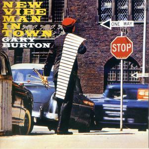 Gary Burton - New Vibe Man In Town (1961) {RCA--American Jazz Classics 99046 rel 2012}