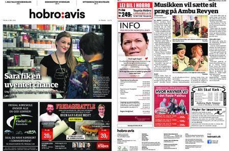 Hobro Avis – 08. maj 2018