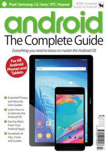 Android The Complete Guide – November 2019