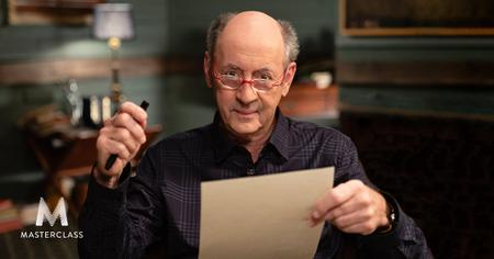 MasterClass - Billy Collins Teaches Reading and Writing Poetry