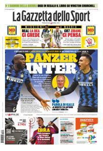 La Gazzetta dello Sport Cagliari - 16 Marzo 2021