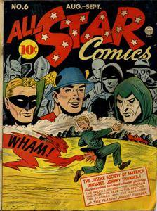 All Star Comics 006