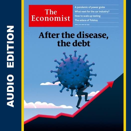 The Economist • Audio Edition • 25 April 2020 / AvaxHome