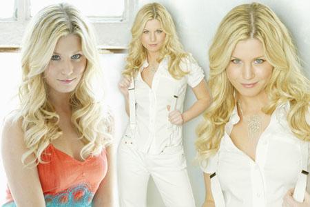Stephanie Gatschet - The White Room Photoshoot (Repost)