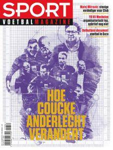 Sport Voetbal Magazine - 22 Augustus 2018