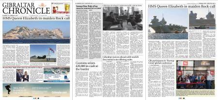 Gibraltar Chronicle – 10 February 2018