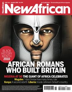 New African - October 2010