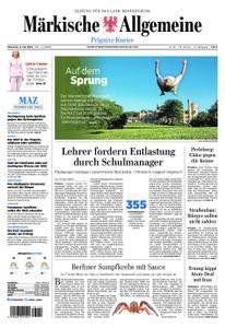 Märkische Allgemeine Prignitz Kurier - 09. Mai 2018