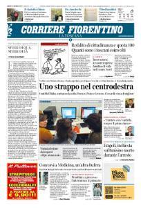 Corriere Fiorentino La Toscana – 19 gennaio 2019
