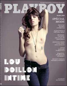 Playboy France - Mars 2008