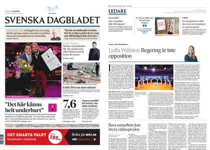Svenska Dagbladet – 07 maj 2019
