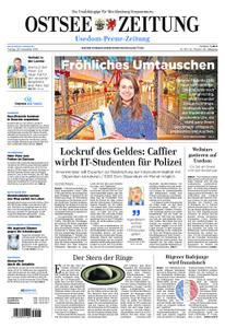 Ostsee Zeitung Wolgast - 28. Dezember 2018