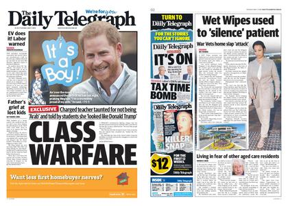 The Daily Telegraph (Sydney) – May 07, 2019