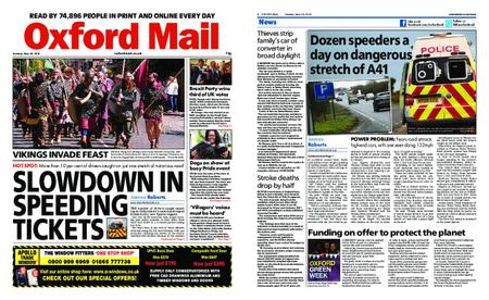 Oxford Mail – May 28, 2019