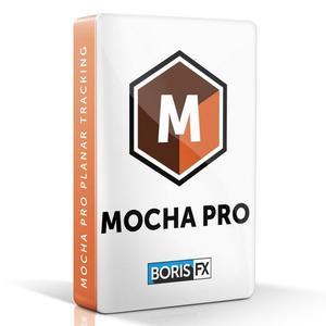 Boris FX Mocha Pro 2019.5 6.1.2.41