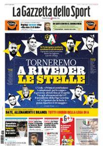 La Gazzetta dello Sport Roma – 02 aprile 2020