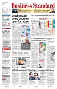 Business Standard - March 26, 2019