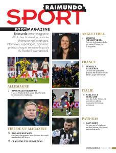 Sport Foot Magazine Raimundo - 7 Mai 2021