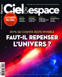 Ciel & Espace - juillet/août 2019
