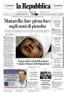 la Repubblica - 9 Maggio 2021