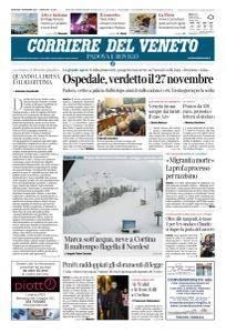 Corriere del Veneto Padova e Rovigo - 7 Novembre 2017