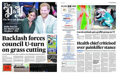 The Press and Journal Moray – May 07, 2019