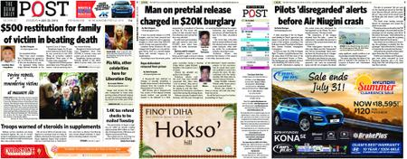 The Guam Daily Post – July 20, 2019