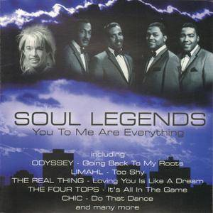VA - Soul Legends - You To Me Are Everything (2004)