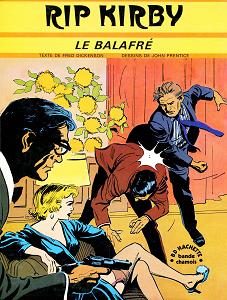 Rip Kirby - Tome 0 - Le Balafré