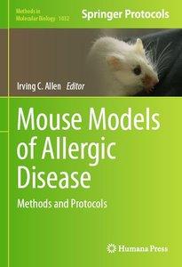 Mouse Models of Allergic Disease [Repost]