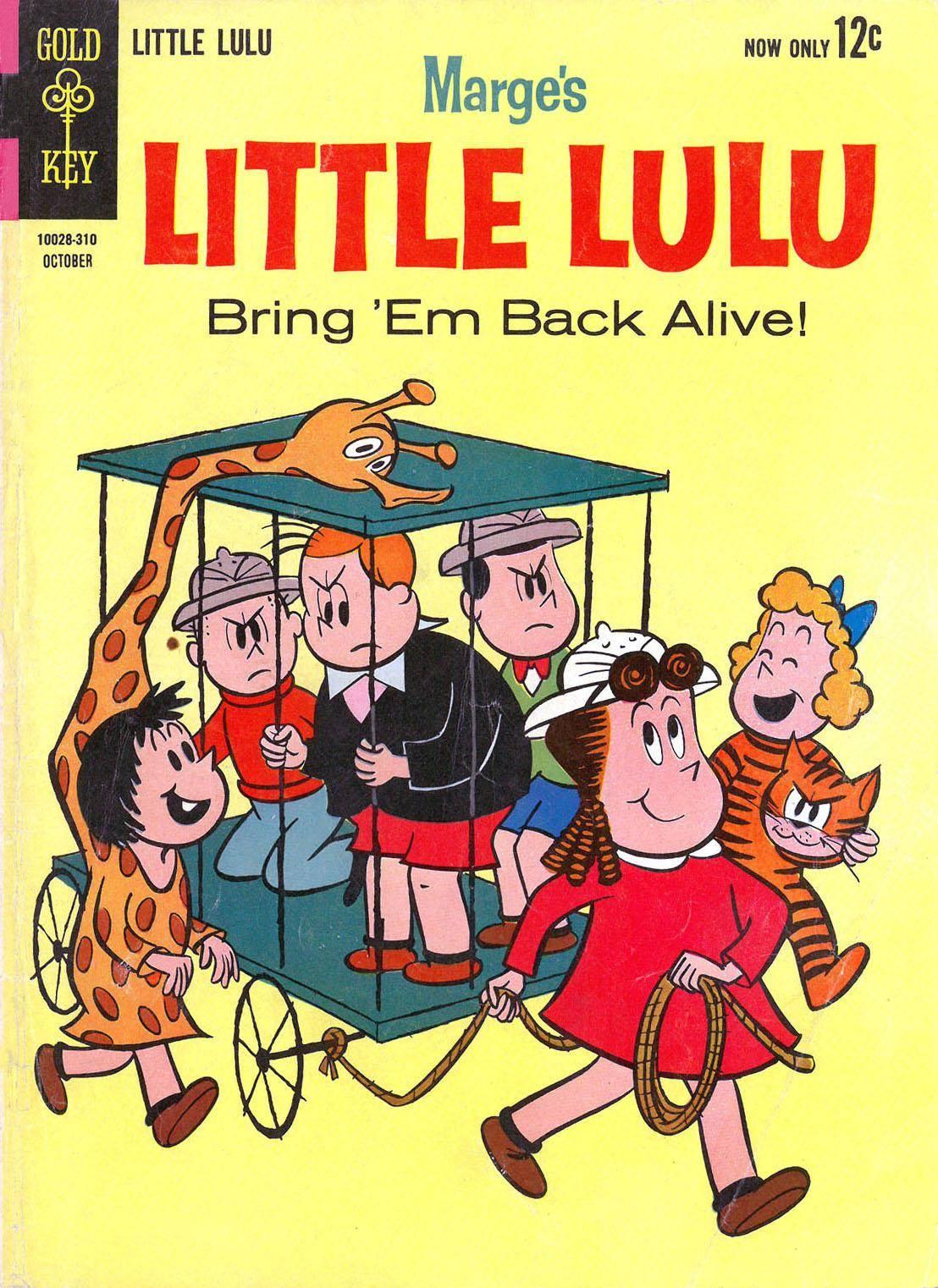 Little Lulu 1963-10 169