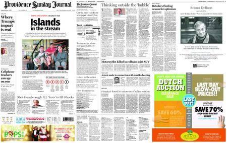 The Providence Journal – November 26, 2017