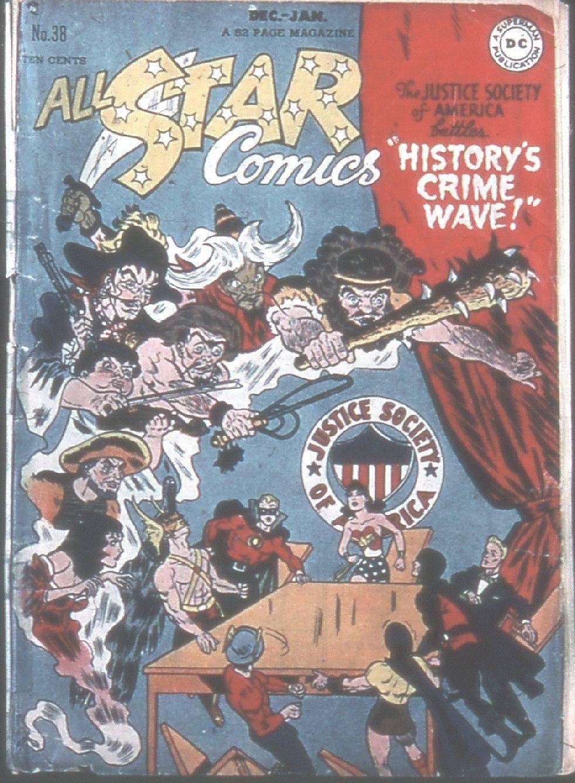 All-Star Comics 038F 1947