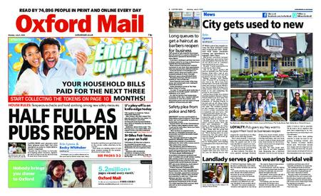Oxford Mail – July 06, 2020