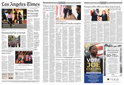Los Angeles Times – October 07, 2020
