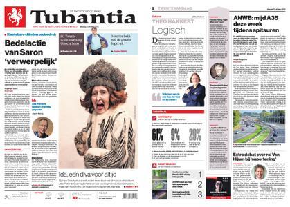 Tubantia - Enschede – 23 oktober 2018