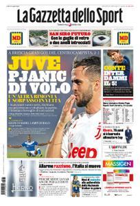 La Gazzetta dello Sport Roma – 25 settembre 2019