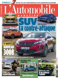 L'Automobile Magazine - Octobre 2020