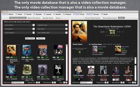 Coollector Movie Database 3.26.6