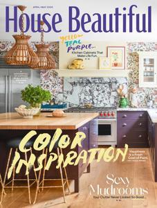 House Beautiful USA - April 2020