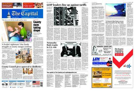 The Capital – March 06, 2018