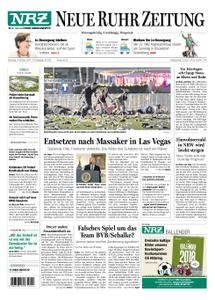 NRZ Neue Ruhr Zeitung Essen-Postausgabe - 03. Oktober 2017