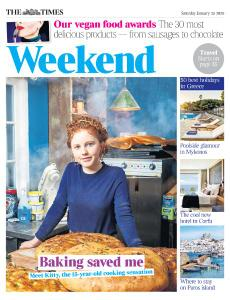 The Times Weekend - 25 January 2020