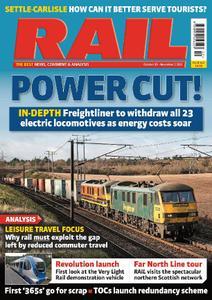 Rail – October 20, 2021