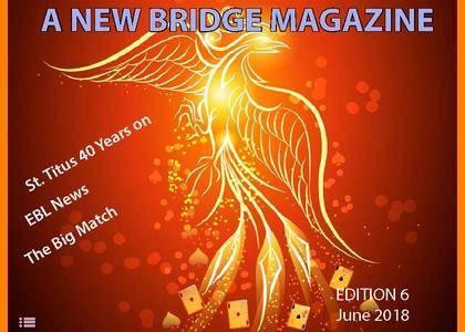 A New Bridge Magazine • June 2018