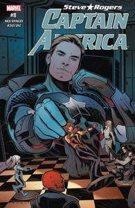 Captain America - Steve Rogers 008 2017 Digital Zone-Empire